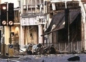 Ealing Bomb 2001