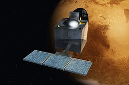 Indian Mars Orbiter
