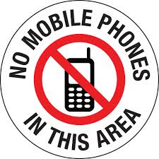No Mobile phone?