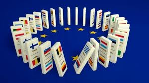 The Euro domino effect
