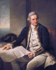 Captain James Cook RN