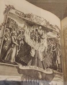 Tudor Persecution