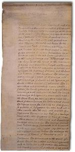 English Bill of Rights 1689
